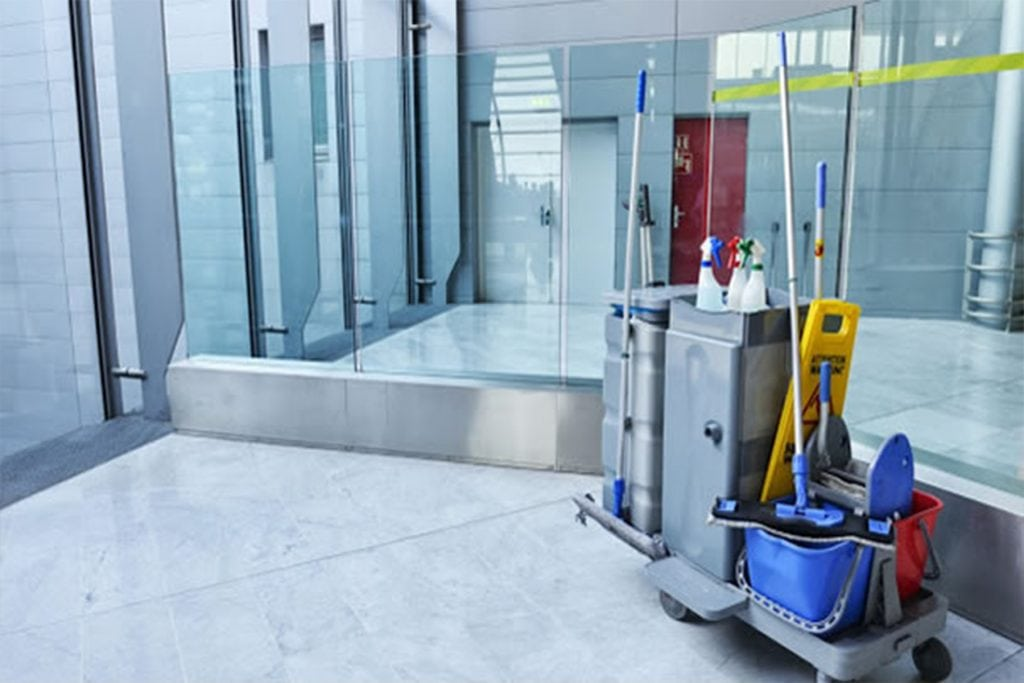 commercial janitorial services in Las Vegas